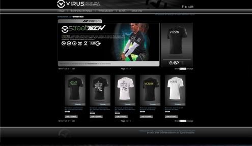 virus website 3